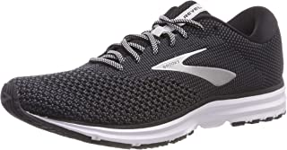 Brooks Australia Men's Revel 2 Road Running Shoes, Black/Grey, 9.5 US