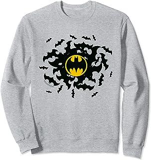 DC Comics Batman Batman Swirl Sweatshirt