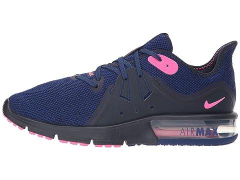 Air Royal Deep 3 Obsidian Pink Blast Max Nike Blue Sequent qAdOfg