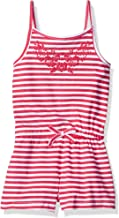 French Toast Big Girls' Romper