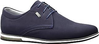 ad2f09fe ClassyDude Zapatos de Hombre de Ante Casual, Formales, con Cordones