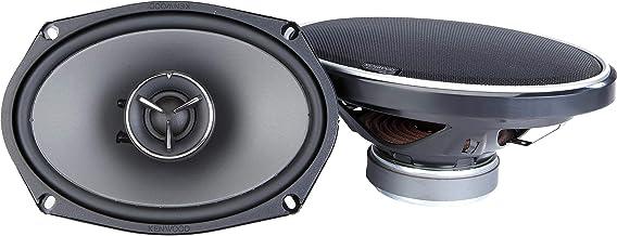 "$59 » Kenwood Excelon KFC-X694 6""x9"" 2-way Car Speaker System (Pair) with Peak Power of 300W (Renewed)"