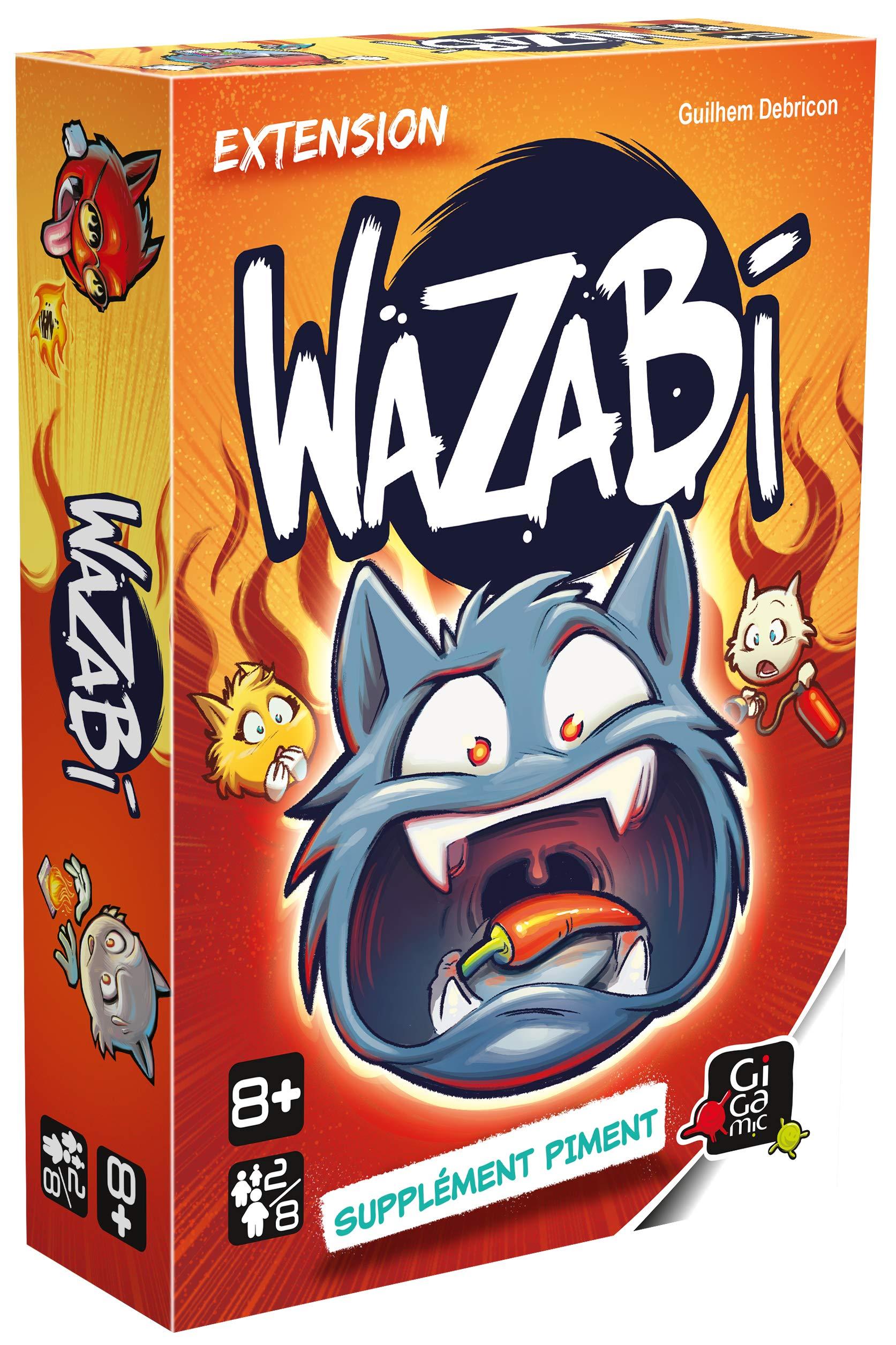 WAZABI EXTENSIÓN Adicional: Amazon.es: Juguetes y juegos