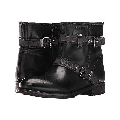 Sebago Laney Mid Boot (Black Leather) Women