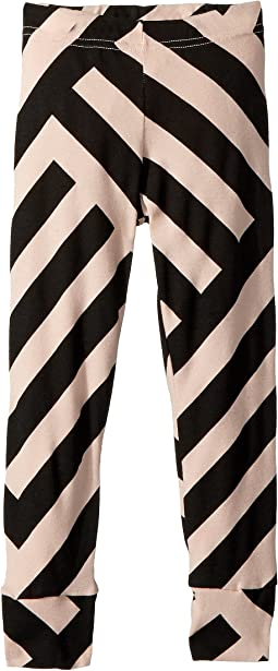 Striped Leggings (Toddler/Little Kids)