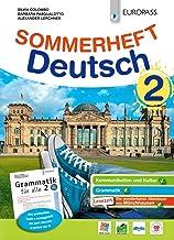 Sommerheft Deutsch. Con Grammatik für alle. Per la Scuola media. Con ebook. Con espansione online. Con CD-Audio [Lingua te...