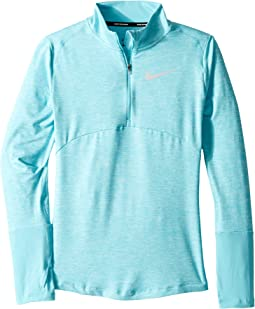 Nike Kids - Dry Element 1/2 Zip Running Top (Little Kids/Big Kids)