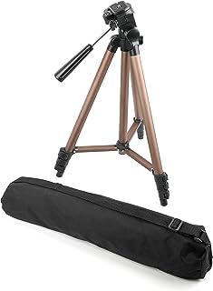 DURAGADGET Trípode Profesional para la cámara Sony Alpha-5000 / A5000 | Sony Cyber-Shot DSC-HX300 - con Nivel De Burbuja