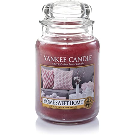 7,47 €//100 g Yankee Candle lumignons Box Home Sweet Home winterduft 12 pièce