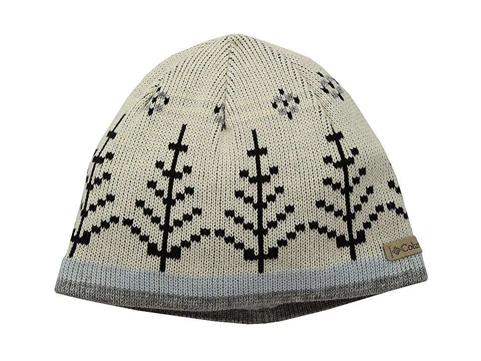 Columbia Alpine Action Beanie (Light Bisque Trees) Beanies