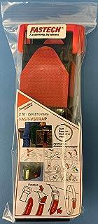 FASTECH 906-810-Bag klittenbandsluiting riem: 2 stuks FAST-VSTRAP 50x810 MM BLACK