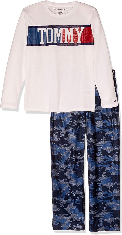 Tommy Hilfiger Boys' 2 Piece Sleepwear Sets