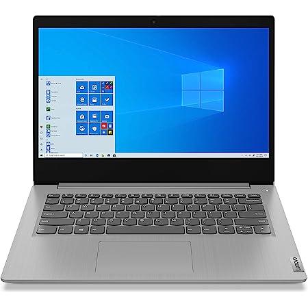 "Lenovo IdeaPad 3 Laptop 10th Gen i5-1035G1, 14"" HD 1080p, 8GB DDR4, 512GB SSD Win 10 Home- Platinum Grey"