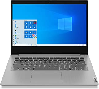 "Lenovo IdeaPad 3 Laptop 10th Gen i5-1035G1, 14"" HD 1080p, 8GB DDR4, 512GB SSD Win 10 Home- Platinum Grey"