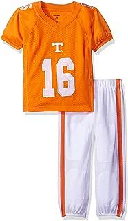 NCAA Boys Toddler/Junior Football Uniform Pajamas