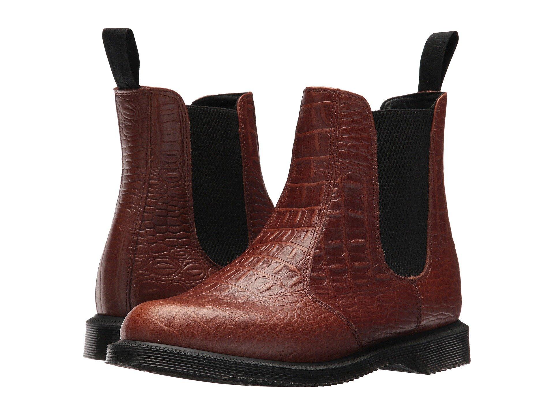 Flora Chelsea Boot