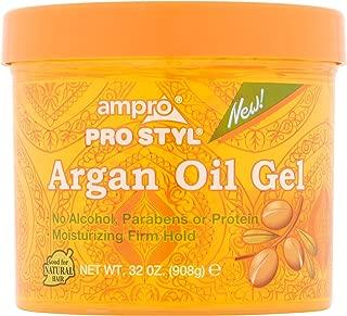 Ampro Pro Styl Argan Oil Gel 32oz