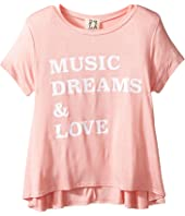 People's Project LA Kids - Music Dreams Tee (Big Kids)
