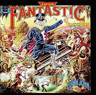 Captain Fantastic And The Brown Dirt Cowboy [Vinilo]