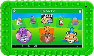 School Zone - Little Scholar Kids Learning Tablet - Ages 3 to 7, Preschool, Kindergarten, 1st Grade, 7