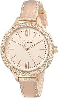 Caravelle New York Women's 44L132  Japanese Quartz Rose-Gold Watch