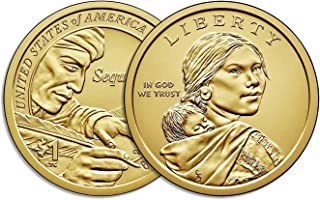 uncirculated sacagawea dollar