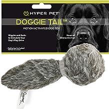 اسباب بازی های سگ تعاملی Hyper Pet Doggie Pal (کلاه گیس ها ، ویبره ها و پارس ها - اسباب بازی های سگ مخمل خواب دار برای کسالت و تحریک بازی) [یک سال ضمانت برای نقص تولید کننده] (در انواع شخصیت ها موجود است)