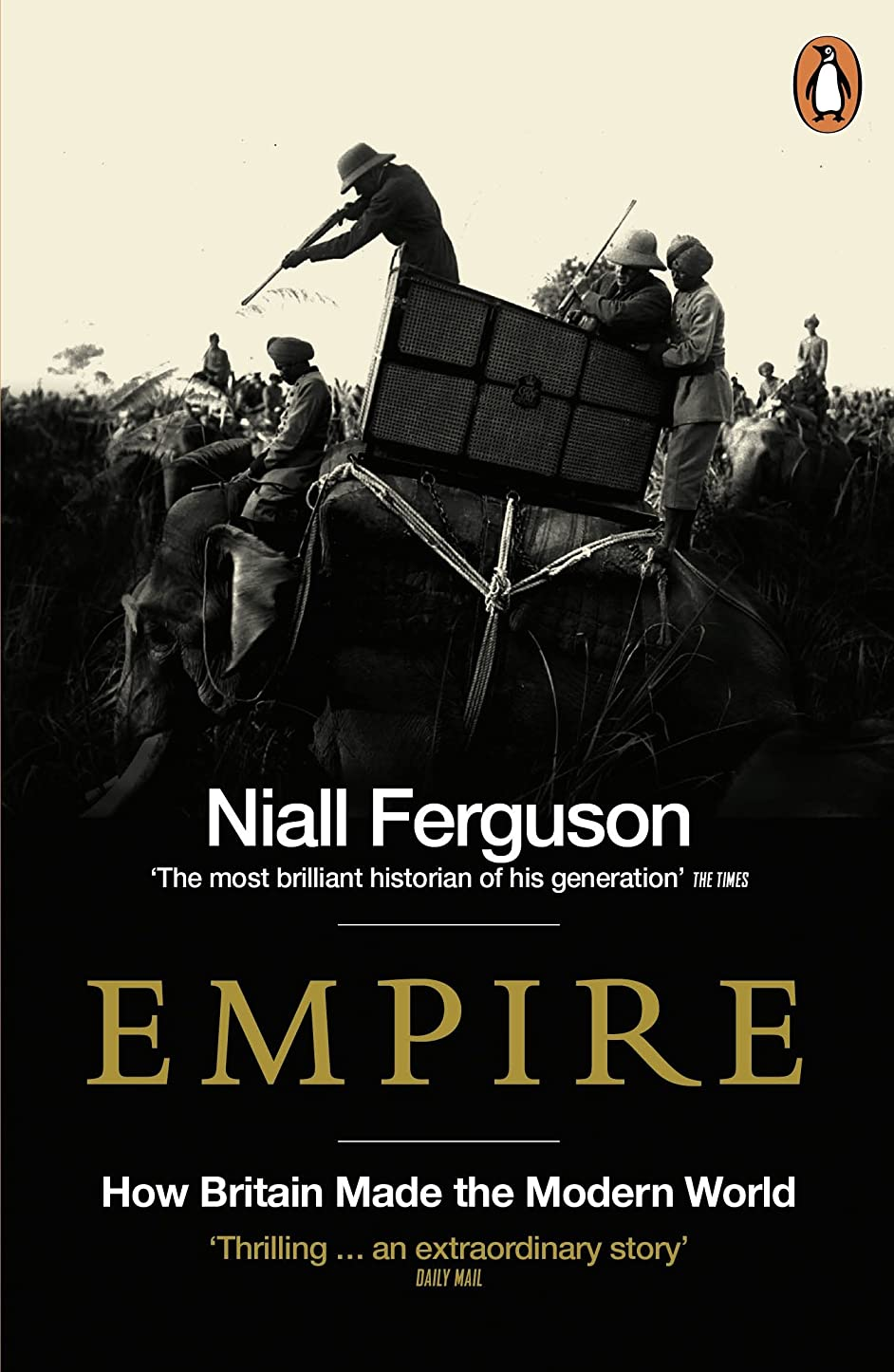アクセントラボ出発Empire: How Britain Made the Modern World (English Edition)