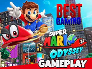 Clip: Super Mario Odyssey Gameplay - Best of Gaming!