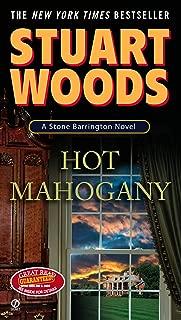 Hot Mahogany (Stone Barrington Book 15)