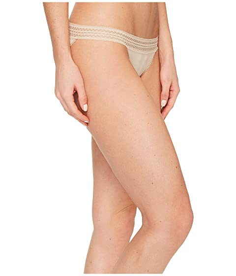 Free Shipping Many Kinds Of Inexpensive Cheap Online DKNY Intimates Classic Cotton Bikini Lace Trim Cashmere Discount Shop Offer Free Shipping Cost Cheap Sale How Much TA84RNW