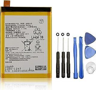 【Gooing】SONY Xperia Z5 docomo SO-01H / au SOV32 / SoftBank 501SO 交換用 電池パック 互換 バッテリー LIS1593ERPC 工具セット付き