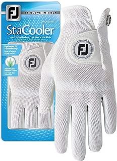 FootJoy Women's StaCooler Golf Gloves (White)