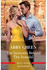 The Innocent Behind the Scandal (The Marchetti Dynasty Book 2) Kindle Edition