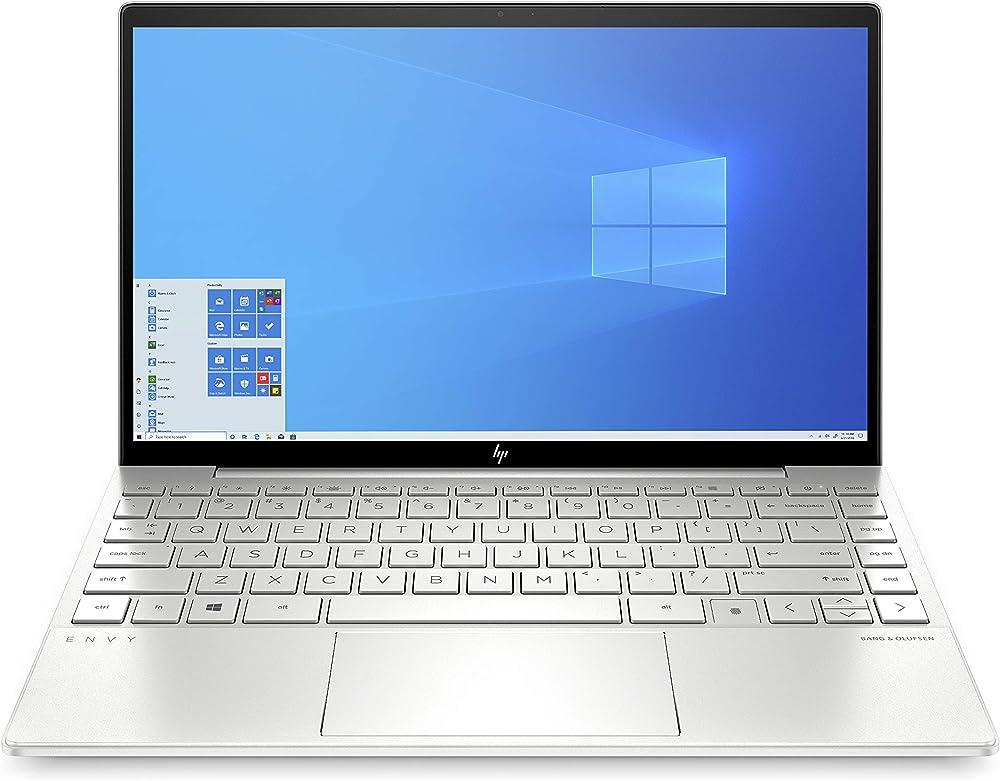 Hp – pc envy notebook, intel core i5 ram 8 gb, ssd 512 gb Core i5-1035G1