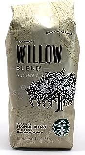 Starbucks Willow Blendx2122; Whole Bean Coffee (1lb)