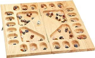 Philos 3128 Puzzle Games Kalaha for 43135 Players, Multicolour
