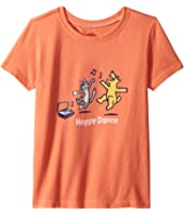 Happy Dance Crusher Tee (Toddler)