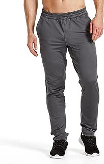 Mission Men's VaporActive Atmosphere Jogger Pants, Iron Gate, Small