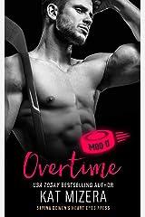 Overtime: A Moo U Hockey Romance Kindle Edition