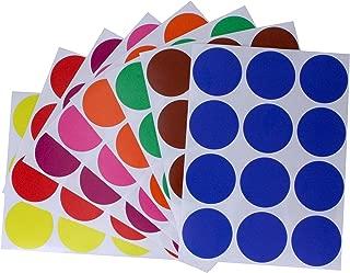 colored inkjet labels