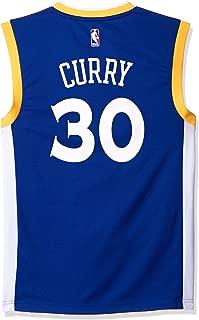 mark curry warriors jersey