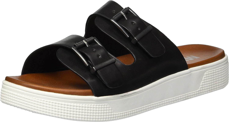 MIA Womens Venessa Flat Sandal