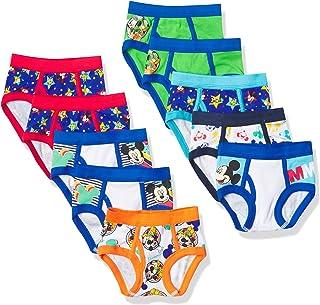 Disney boys Mickey Boys Underwear Multipacks Briefs