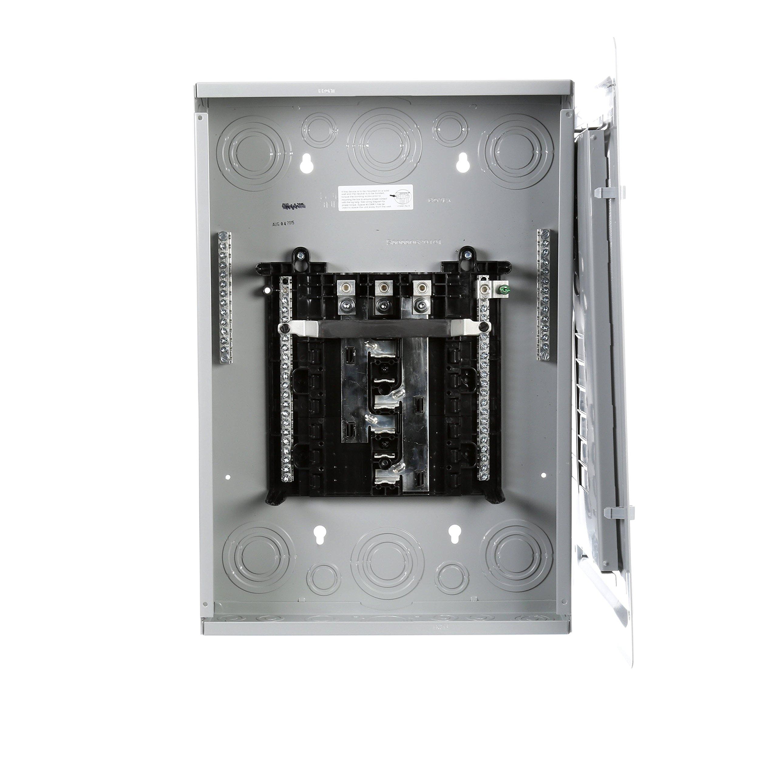 P4040L1200CU 200-Amp 40-Space 40-Circuit Main Lug Load Center