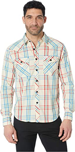 Western Shirt - Plaid