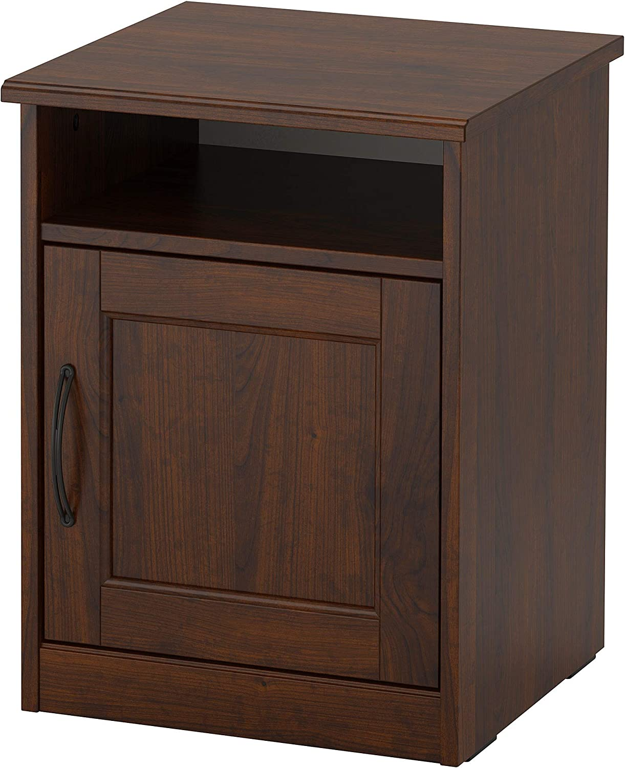 Limited price Spasm price IKEA Songesand Brown Nightstand