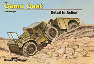 Gama Goat Detail In Action - Hardcover