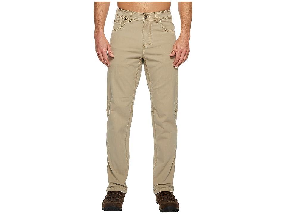 Royal Robbins Billy Goat Stretch Boulder Pants (Khaki) Men