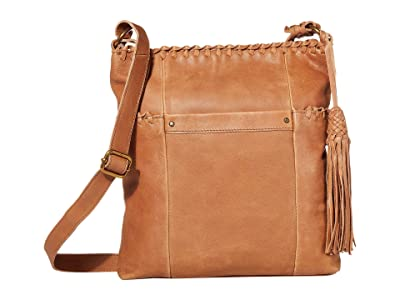 The Sak Ladera Crossbody by The Sak Collective (Tobacco Whipstitch) Handbags